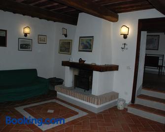 Agriturismo Monterosello - Citta di Castello - Living room
