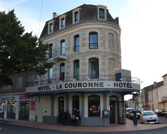 hôtel la couronne - Marmande - Building