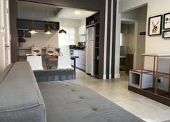Apartamento Vila Real - Balneário Camboriú - Living room
