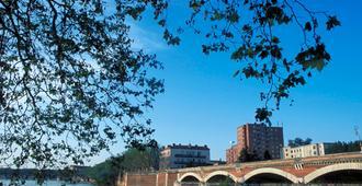 Aparthotel Adagio access Toulouse Saint-Cyprien - Toulouse - Buiten zicht
