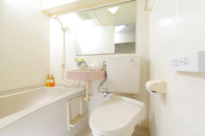Flexstay Inn 新浦安 - 浦安市 - 浴室