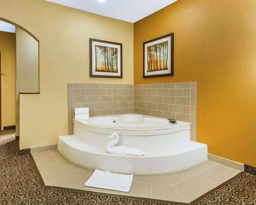 Comfort Suites Ramsey - Ramsey - Bathroom