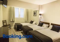 Hotel El Haya - Castro-Urdiales - Bedroom