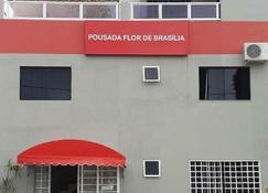 Pousada Flor De Brasília - Brasilia - Gebouw