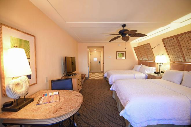 Hampton Inn- Key Largo, FL. - Key Largo - Bedroom