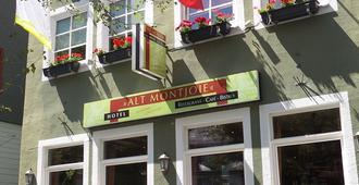 Hotel Alt Montjoie - Monschau - Gebouw