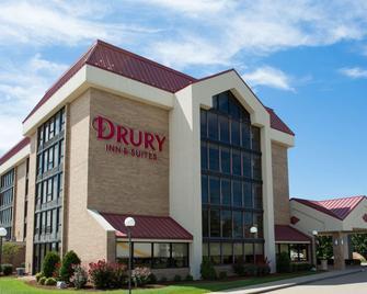 Drury Inn & Suites Cape Girardeau - Cape Girardeau - Building