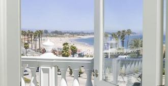 West Cliff Inn - A Four Sisters Inn - Santa Cruz - Balcony