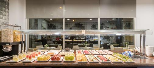 Ilunion Alcala Norte - Madrid - Buffet