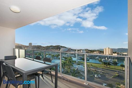Allure Hotel and Apartments - Townsville - Μπαλκόνι