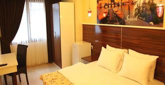 Lucid Otel - Izmir - Schlafzimmer
