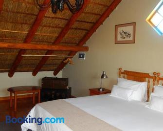 Karoo-Rust - Prince Albert - Schlafzimmer