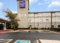Sleep Inn and Suites Edmond near University - Edmond - Rakennus