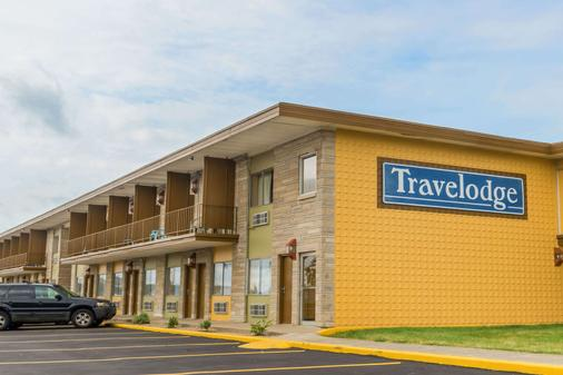 Travelodge by Wyndham Bloomington - Bloomington - Rakennus