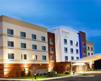 Fairfield Inn and Suites by Marriott Dickson - Dickson - Будівля