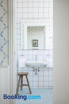 Hotel Bretagne - Hornbæk - Bathroom