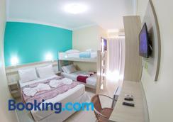 Villarejo Parque Hotel - Penha - Phòng ngủ