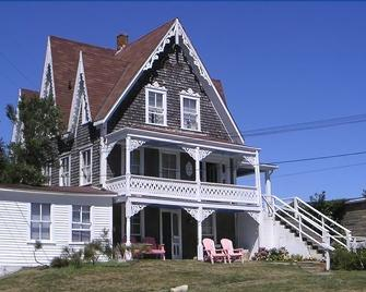 The Gothic Inn - Block Island - Gebouw