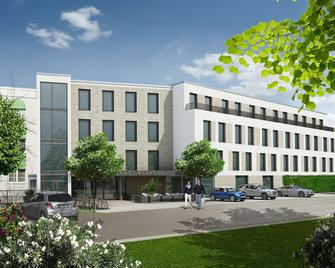 Best Western Plus Parkhotel & Spa Cottbus - Chotěbuz - Building