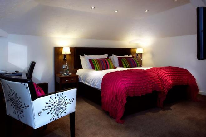 Best Western Annesley House Hotel - Νόργουιτς - Κρεβατοκάμαρα
