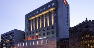Ibis Mexico Alameda - Mexico City - Building