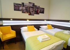 Hotel Uno - Ústí nad Orlicí - Slaapkamer