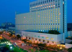 Sheraton Miyako Hotel Osaka - Osaka - Bedroom