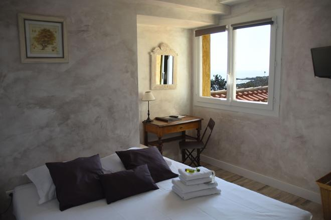 小溪酒店 - 羅克布魯尼 — sur — Argens - 聖馬克西姆 - 臥室