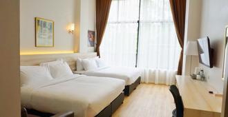Farmhouse Hotel Ranong - Mueang Ranong - Bedroom