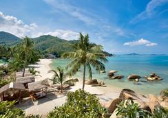 Crystal Bay Yacht Club Beach Resort - Koh Samui - Ranta