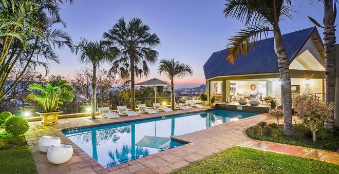 Loerie's Call Guesthouse - Mbombela - Πισίνα