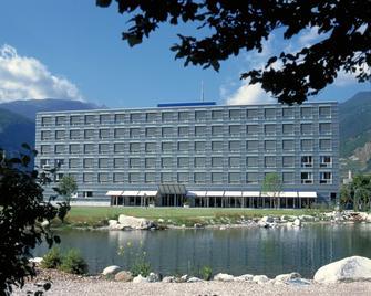 Hotel Vatel - Martigny - Bâtiment