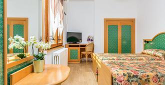 Hotel San Leonardo - Trento - Phòng ngủ
