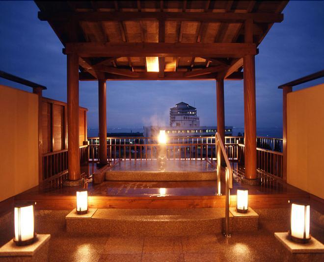 Dantoukan Kikunoya - Ōtsu - Parveke