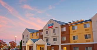 Fairfield Inn & Suites by Marriott Champaign - שמפיין סיטי