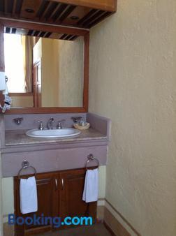 Hotel Quinta Santiago - Santiago de Querétaro - Phòng tắm