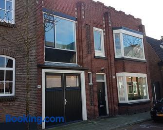 Shortstay Bilderdijk - Enschede - Gebouw