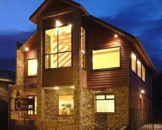 호텔 카르파 만자노 - 푼타 아레나스 - 건물