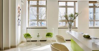 柏林庫達姆靛藍酒店 - 柏林 - 柏林 - 大廳