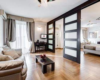 Best Western Hotel Rocca - Cassino - Living room