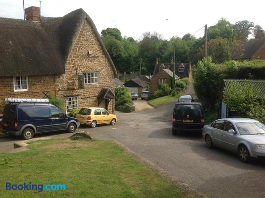Stag's Head - Banbury - Outdoors view