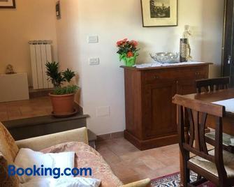 Appartamenti San Rocco - Montefalco - Living room