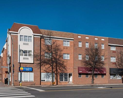 Comfort Inn Ballston - Arlington - Building
