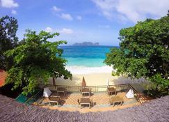 Phi Phi Long Beach Resort And Villa - Đảo Phi Phi - Bãi biển