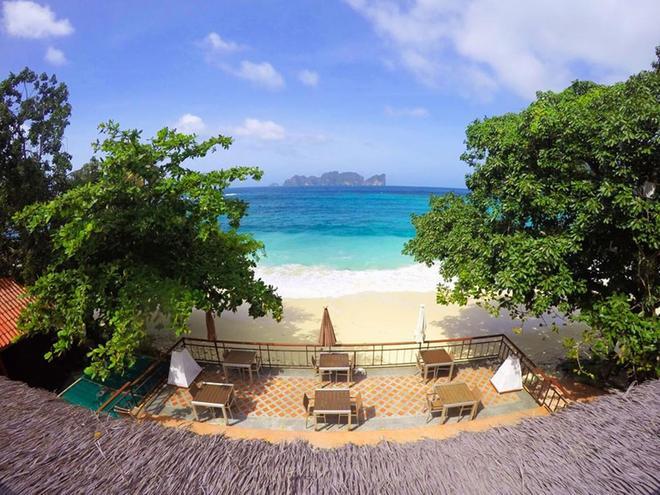 Phi Phi Long Beach Resort And Villa - Îles Phi Phi - Plage