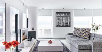 Citadines Fusionopolis Singapore - Singapore - Living room