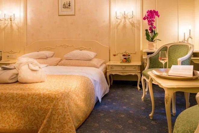 Schlosshotel Römischer Kaiser - Вена - Спальня