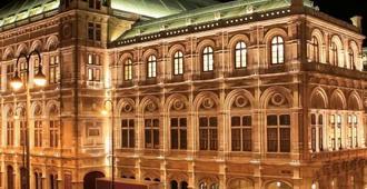 Schlosshotel Römischer Kaiser - Viena - Edificio
