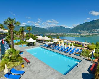Hotel La Campagnola - Gambarogno - Bazén