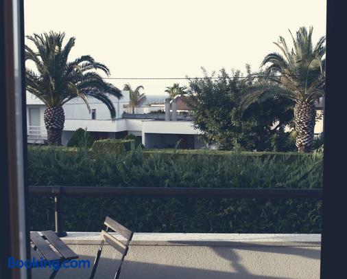 Ananke B&B - Bisceglie - Balcony